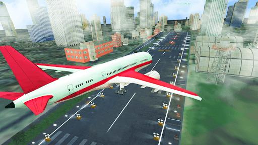 Airplane Flight Simulator Free Offline Games apkslow screenshots 7