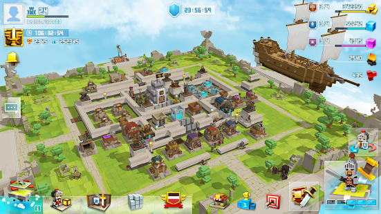 Craft Warriors Screenshot