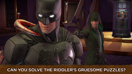 The Dark Knight Rises 1.1.6 (MOD, Unlimited money) 1