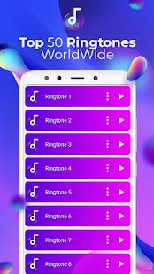 Top 2021 Ringtones 37.01 Screenshots 4