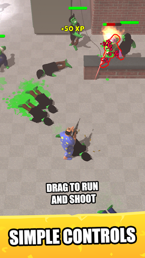 Diableros: Zombie RPG Shooter 0.8.157 screenshots 1