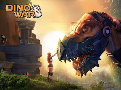 Dino War: Rise of Beasts Image 1