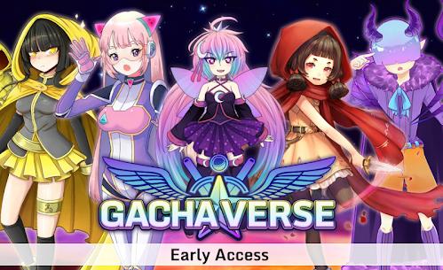 Gachaverse (RPG  Anime Dress Up) Apk Download 2021 1