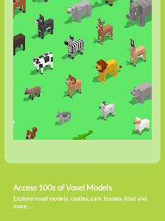 Mega Voxels Play - Voxel Editor
