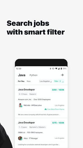 Hirect: Hire Directly   Chat Quickly modavailable screenshots 4