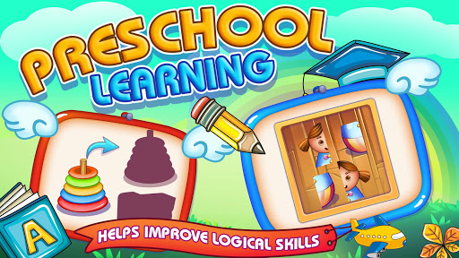 Preschool Learning : Brain Training Games For Kids screenshots 5