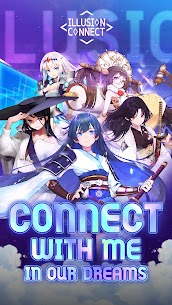 ILLUSION CONNECT (MOD, Unlimited Money) 1