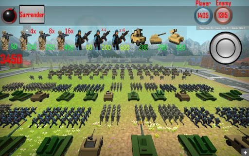 World War 3: Terror Battles RTS 2.1 screenshots 5