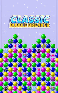 Classic Bubble Breaker