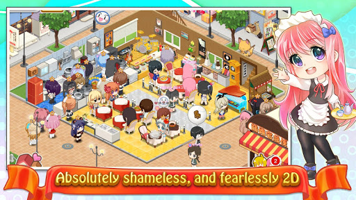 Moe Girl Cafe 2 apklade screenshots 1