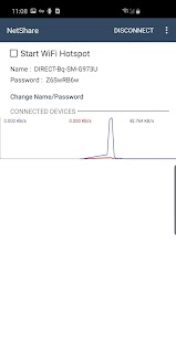 NetShare-no-root-tethering : WiFi Hotspot MOD (Pro) 5