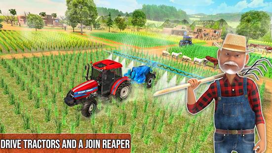 Pak Tractor Cargo 3D Farming 0.1 Pc-softi 17