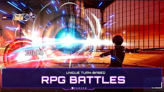Sword Art Online Alicization Rising Steel MOD APK 2.6.2 (GOD Mode) 11