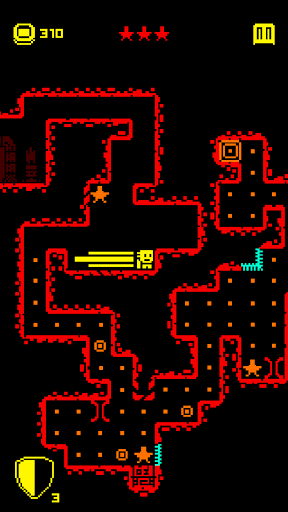 Tomb of the Mask apk mod screenshots 2