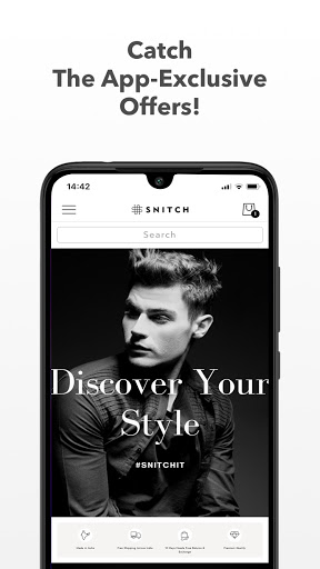 SNITCH Online Shopping  screenshots 1