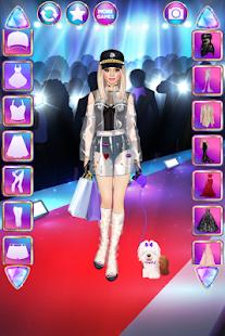 ファッション歌姫ドレスアップ-ファッショニスタワールド