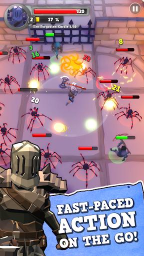Code Triche Dungeon Slayer (Astuce) APK MOD screenshots 1
