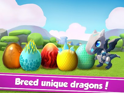 Free Download Dragon Mania Legends Mod Apk 6.0.0 [Unlimited Gems] 9