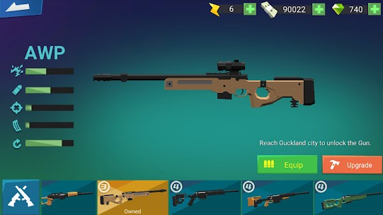 Sniper Mission Mod Apk 1.1.1 (Free Shopping) 13