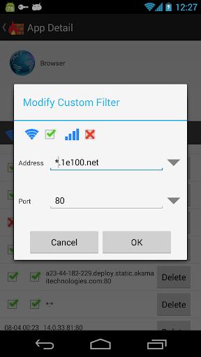 NoRoot Firewall  screenshots 3