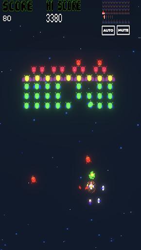 Galaxiga Retro 2.03a screenshots 6