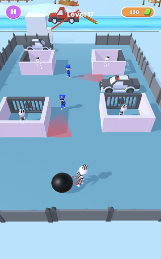 Prison Wreck - Free Escape and Destruction Game modavailable screenshots 15
