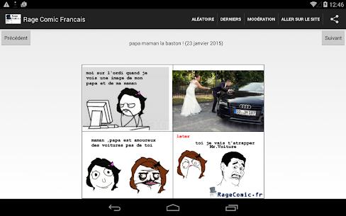 Rage Comic Francais Troll Face Apk Download NEW 2021 5