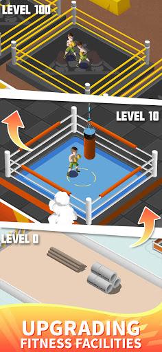 Idle GYM Sports - Fitness Workout Simulator Game  screenshots 13