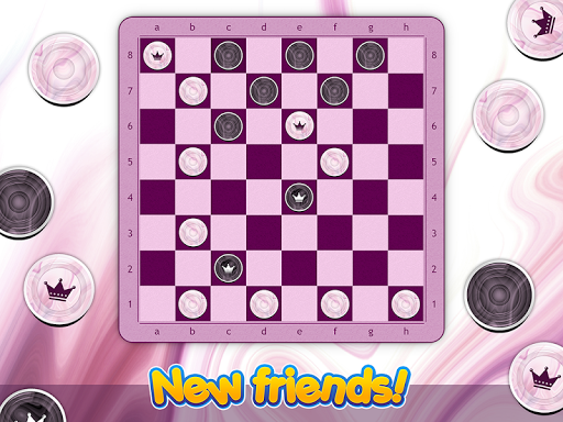 Checkers Plus - Board Social Games apkmr screenshots 14