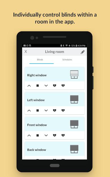 Captura 4 de Neo Smart Blinds para android