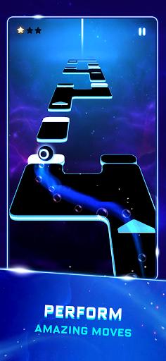 Jump Ball: Tiles and Beats 1.3.3 screenshots 2