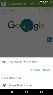 Kiosk Browser Lockdown 2.7.7 Android Mod APK 3
