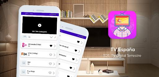 descargar España TV TDT gratis apk