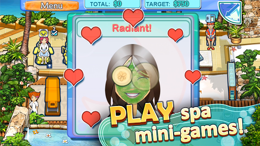 Sally's Spa: Fast-Paced Fun 5.1.1700 screenshots 2