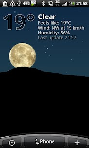 True Weather LWP v6.05 [Paid] 4