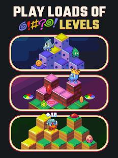 Q*bert - Classic Arcade Game