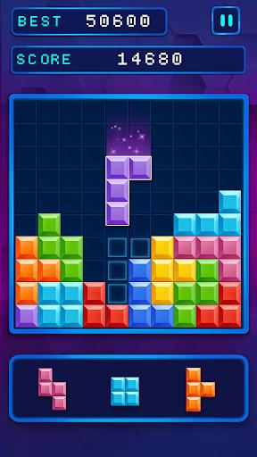 Block Brick Puzzles 10x10 - fun game to play 0.8 screenshots 2