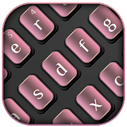 Simple Pink Keyboard