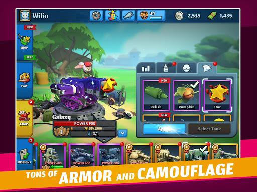 PvPets: Tank Battle Royale 1.4.1.10225 screenshots 11