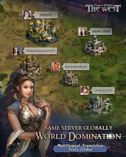Clash of Kings:The West  screenshots 11