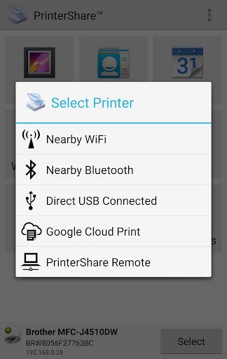 PrinterShare Mobile Print screen 1