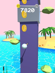 Pokey Ball MOD (Unlimited Gold Coins) 4