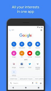 Google Go: A lighter, faster way to search APK V1.0.177609757.release 1