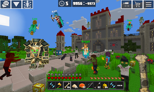 PLANETCRAFT for PC Download on Windows 10/8/7 and Mac 2