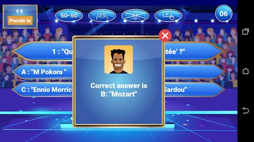 Millionaire Quiz 2020 - Qui veut des millions 1.0.4 Screenshots 3