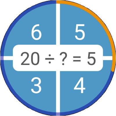 Math games: arithmetic, times tables, mental math  Screenshots 16