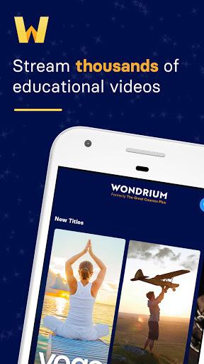 Download APK: Wondrium – Online Learning Videos v6.0.1 [Premium]