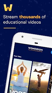 Wondrium Premium MOD APK – Online Learning Videos 1