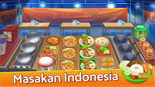 Selera Nusantara : Asian Restaurant Cooking Games 0.1.8.1 screenshots 4