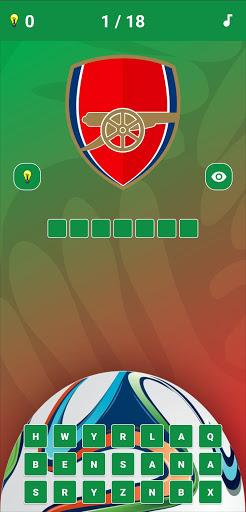 Soccer Logo Quiz 3  screenshots 3